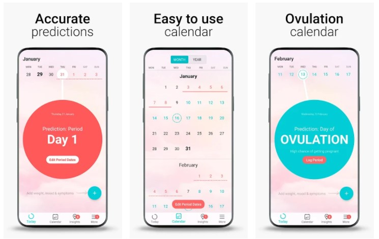 Flo: Period, Ovulation, & Pregnancy Tracker